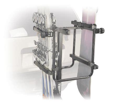 thule 987xt hitch ski carrier snowboard rack ski rack