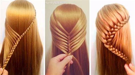 top 7 amazing hair transformations beautiful hairstyles tutorials compilation 2017