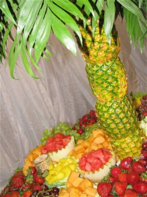 fresh fruit tree display photo gallery fresh pineapple tree w assorted fruit display