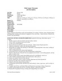 Dietary Aide Description For Resume dietary aide openings nursing home dietary aide resume
