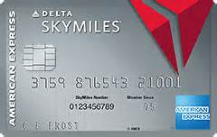 delta airlines business credit card amex platinum delta skymiles 2016 11 updated 70k 100