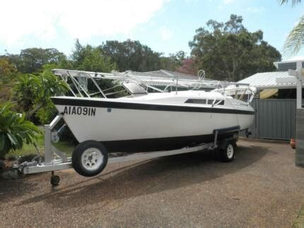 fishing boat for sale nsw gumtree trailer sailer in new south wales sail boats gumtree