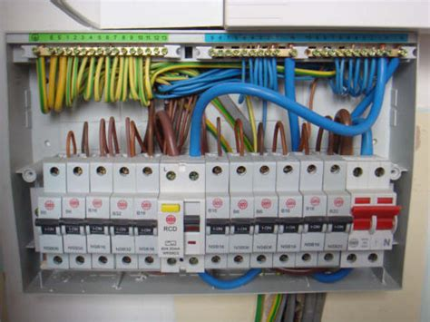 electrical work deen builders