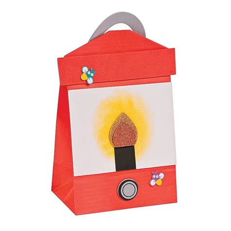 Lantern Paper Craft - best 25 paper bag lanterns ideas on garden