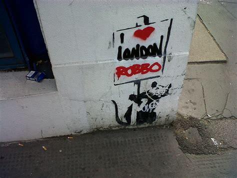 mystreetartblog banksy street art recap