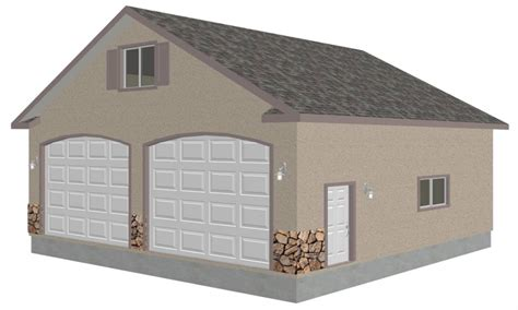 3 Car Garage Plans With Loft by Garage Plans With Loft Detached Garage Plans Detached