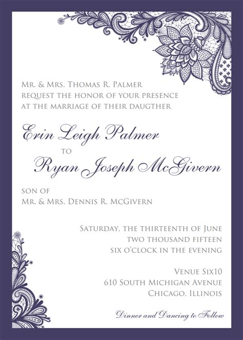 Custom Invitations by Custom Invitation Printing Services In Portsmouth Nh