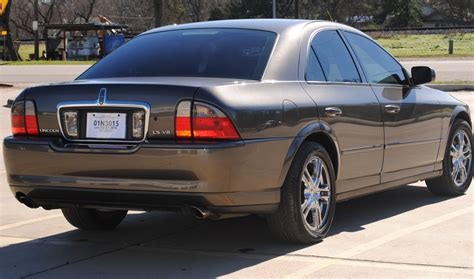 lincoln sports lincoln ls 2004 driverlayer search engine