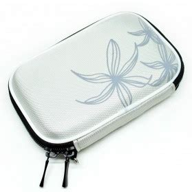 Shockproof Bag For External Hdd 25 Inch Hd402 shockproof bag for external hdd 2 5 inch power bank hd401 silver