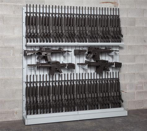 weapon racks secure western storage inc expandable weapons storage rack
