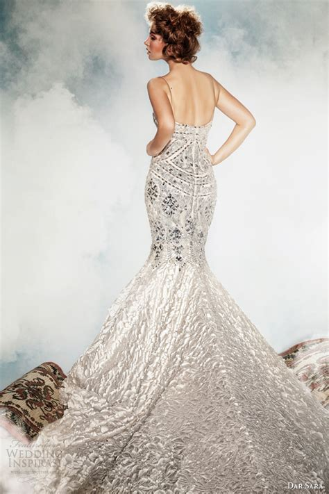 Embellished Wedding Gown bridal trends 2014 all in the details heavily