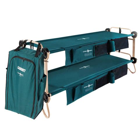 disc o bed cam o cot bunk beds disc o bed x large cam o bunk bench bunked double cot 3