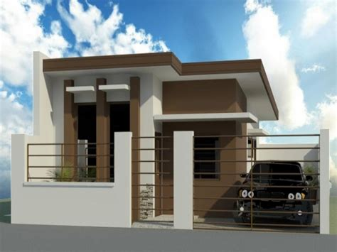 modern house design bungalow type modern house tagaytay houses sales philippines modern bungalow house