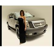STRUT Cadillac Escalade Vail  Woman Front Angle