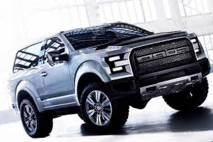 Ford Bronco 2016 Price 2016 Ford Bronco Svt Raptor Price And Release Date Sitescars