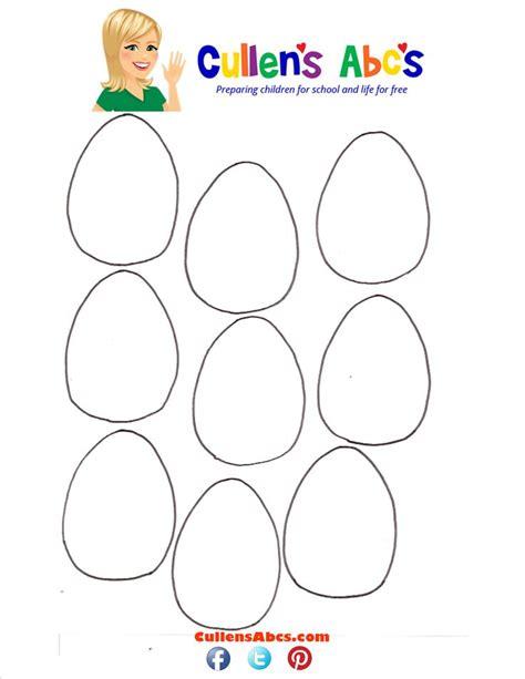 egg pattern worksheet dinosaur eggs pattern cullen s abc s http online