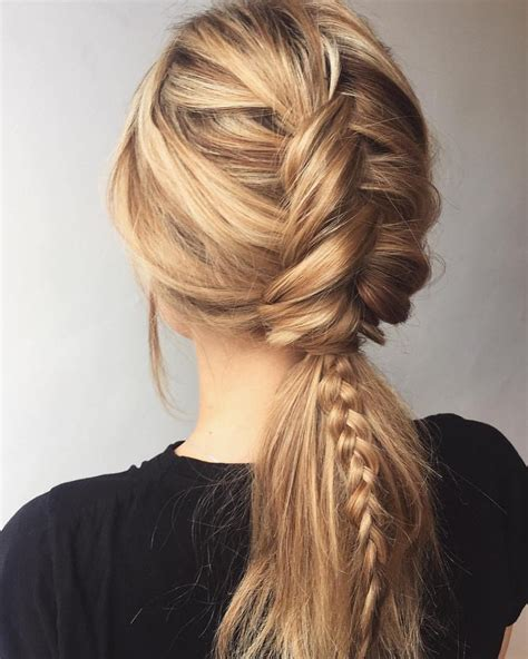 10 ultra ponytail braided hairstyles for hair 2019