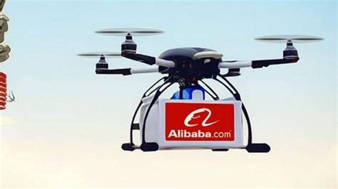 alibaba drone alibaba s drones deliver packages to islands uas vision