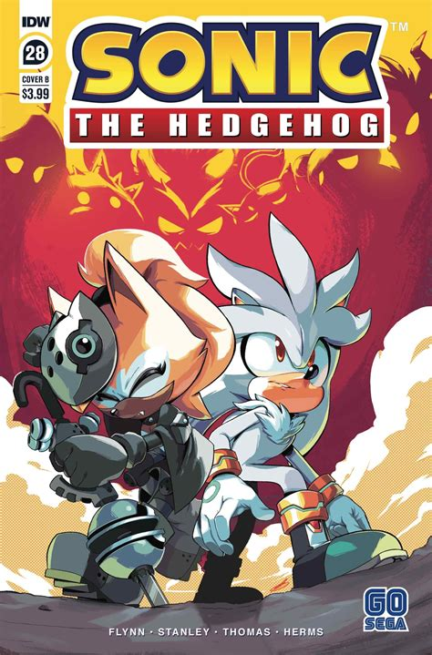 idw sonic comic  preview