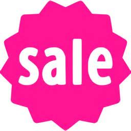 Pink For Sale Pink Sale Icon Free Pink Sale Icons
