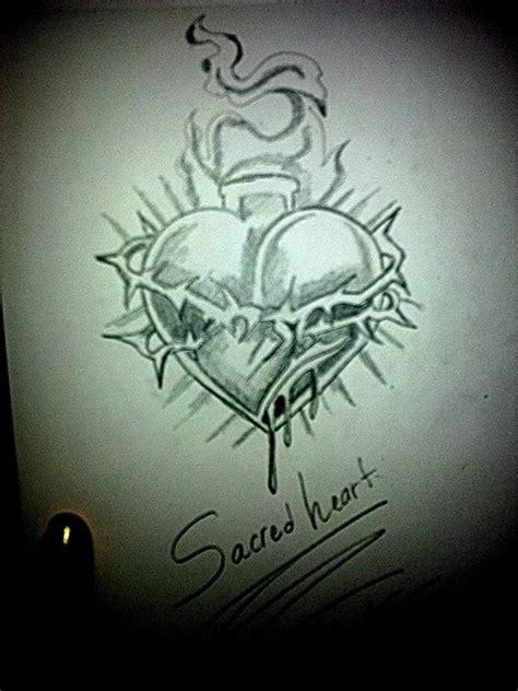 sacred heart tattoo design sacred of jesus i want to do a sacred