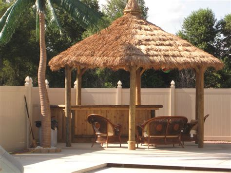 hut diy tiki hut kits back yard diy build your own tiki hut and tiki bar kit home