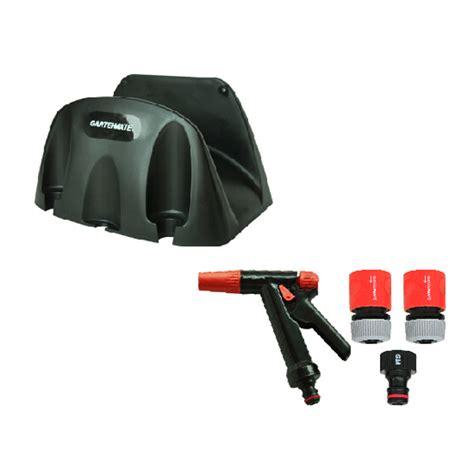 Garden Hose Nozzle Holder Buy Garden Wall Mountable Water Hose Holder Spray Nozzle