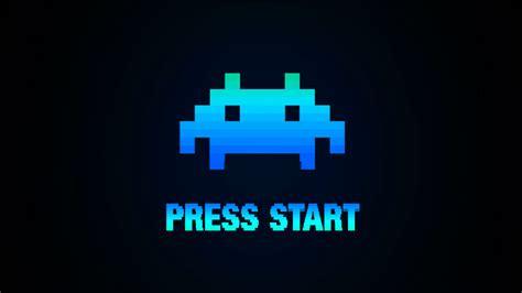 Press Start press start to play motion background videoblocks