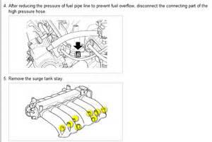 2002 sedona need to change spark plugs plenum bolts