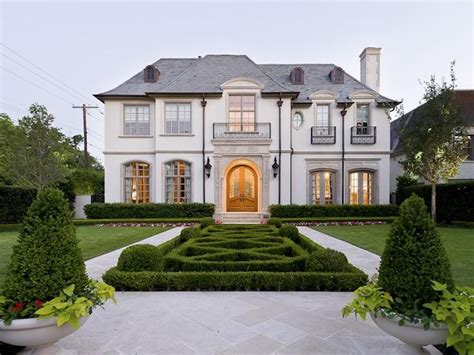 home design dallas normandy front elevation traditional exterior