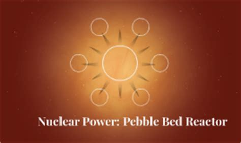 pebble bed reactor zhanajha jones on prezi