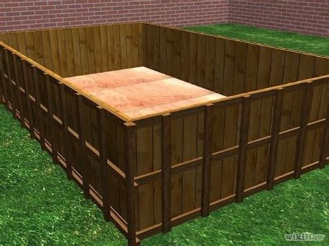 Wood Outdoor Storage Bench How To Build A Homemade Swimming Pool Youtube