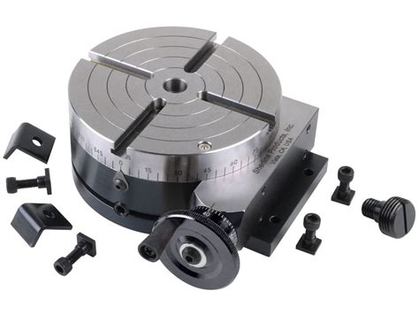 3700 4 quot rotary table sherline products