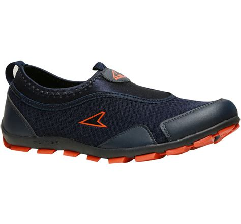power blue sports shoes for