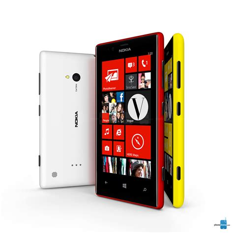 Headphone Lumia nokia lumia 720 specs