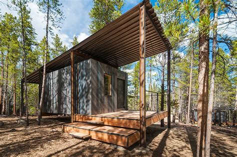 micro cabins colorado building workshop constructs 14 micro cabins