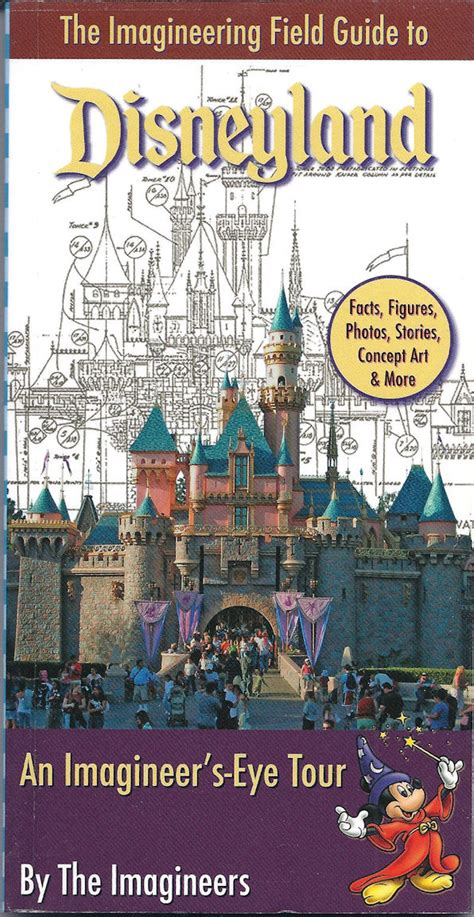disneyland s mickeys a field guide to disneyland resort s best kept secrets books max s disneyana book and magazine collection
