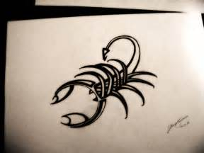 scorpion tattoos designs and ideas page 26