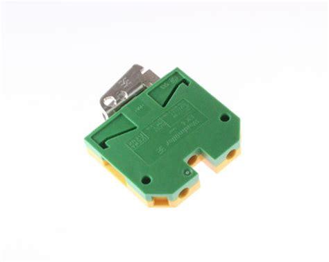 weidmuller resistor terminal block 0354560000 weidmuller connector terminal blocks single row 2025001592