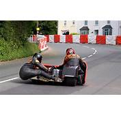 060414 Isle Of Man Spectating Sidecar Ginger Hall