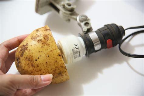 Potato Light Bulb by How To Remove A Broken Light Bulb With A Potato 9 Steps