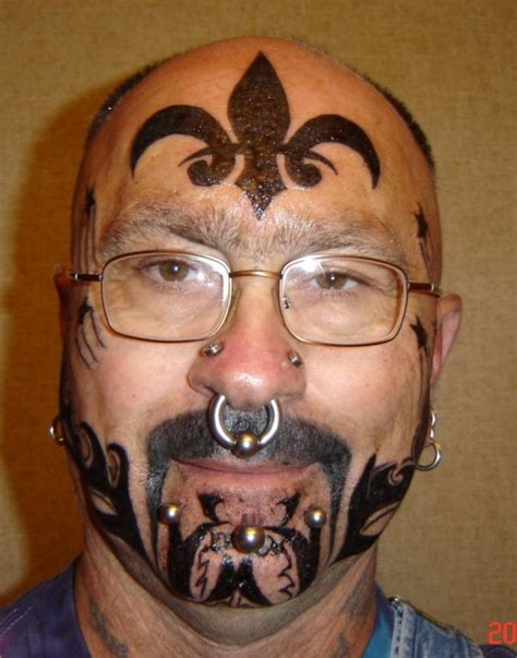 face tattoos for men design tattoos design for