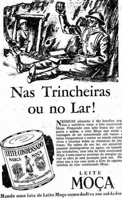 História da Marca: Leite Moça | Propagandas vintage