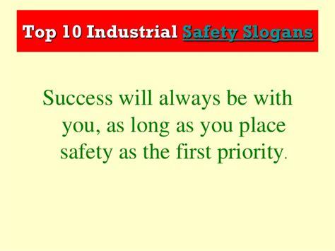 the 25 best safety slogans top 10 industrial safety slogans