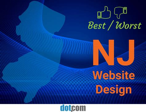 design jersey website by location best worst nj website design dotcom global
