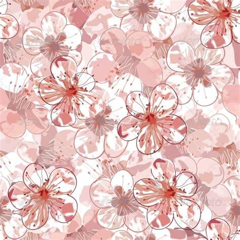 pattern bunga sakura gambar backgrounds power point bunga sakura modern