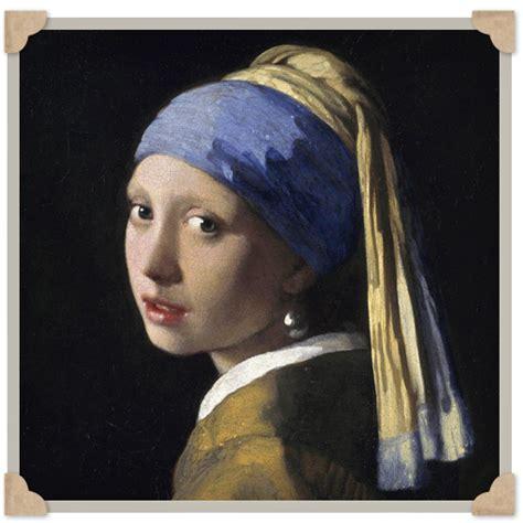 comprar cuadro la joven de la perla cuadros la joven de la perla viajar por europa