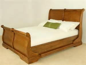 Solid Wood Sleigh Bed The Product Wildwood Ivana Solid Mindi Wood Sleigh Bed Is No Longer Available