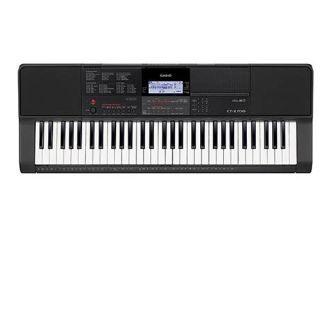 Keyboard Casio At3 casio ctx700 portable keyboard with uk mainland delivery