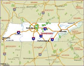 Tn State Parks Map tennessee camping resources and information